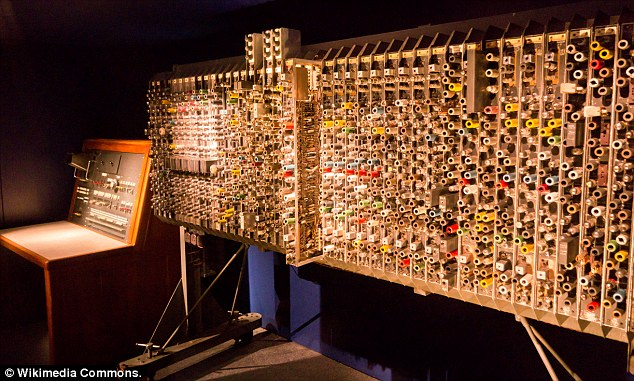 After winning WWII by cracking the Enigma code, Turing designed the first Programmable Computer